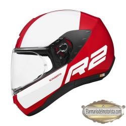 Schuberth R2 Dyno Rojo