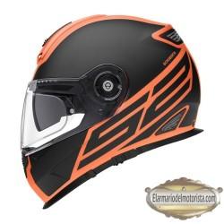 Schuberth S2 Sport Traction Naranja