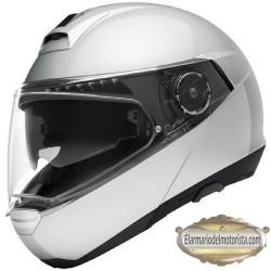 Schuberth C4 Pro Silver