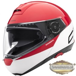 Schuberth C4 Pro Swipe Red