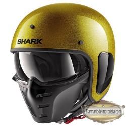 Shark S Drak Glitter Gold