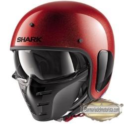 Shark S Drak Glitter Red