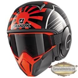 Shark Street Drak Zarco Red