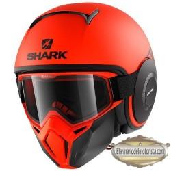 Shark Street Drak Neon Orange