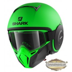 Shark Street Drak Neon Green