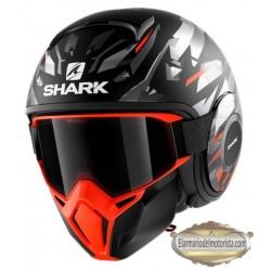 Shark Street Drak Kanhji Black