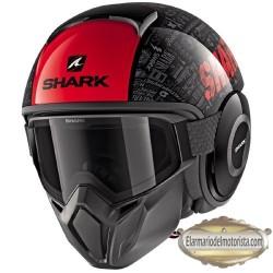 Shark Street Drak Tribute Red