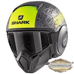 Shark Street Drak Tribute Yellow