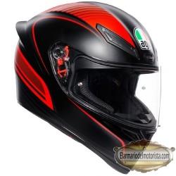 Agv K1 Warmup Black Red