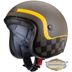 Caberg Freeride Formula Matt Brown Yellow