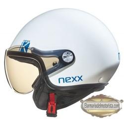 Nexx SX60 Kids Blanco
