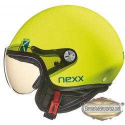 Nexx SX60 Kids Amarillo