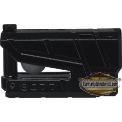 Abus Candado Disco 8077 Granit Detecto Xplus Negro