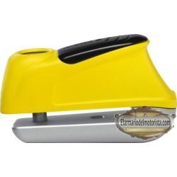 Abus Piton Disco Trigger Alarm 345 Amarillo