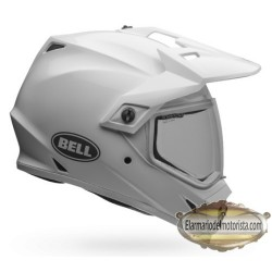 Bell Mx-9 Adventure Mips Blanco