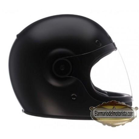 9a257334c925b Bell Bullitt Solid Negro Mate - Elarmariodelmotorista.com