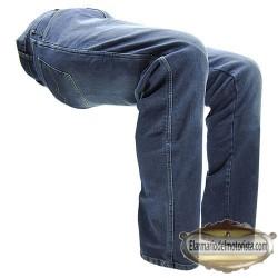 Pantalon By City Tejano Azul