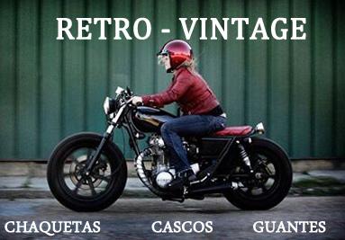 cascos retro vintage